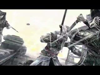 Assassin's Creed Revelations. Combat Trailer